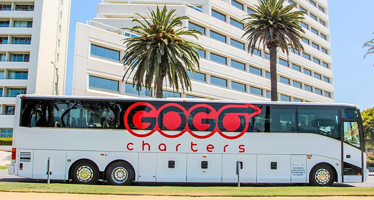 GOGO Charter bus photo