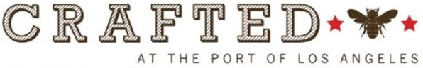 CRAFTED at the Port of Los Angeles logo