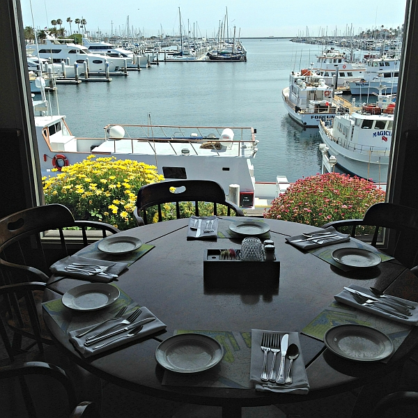 22nd Street Landing Seafood Grill and Bar 141 W. 22nd Street, LA Waterfront