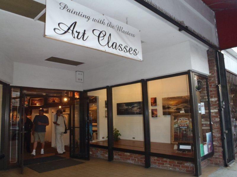 Parkhurst Galleries San Pedro 439 W. 6th Street, Downtown
