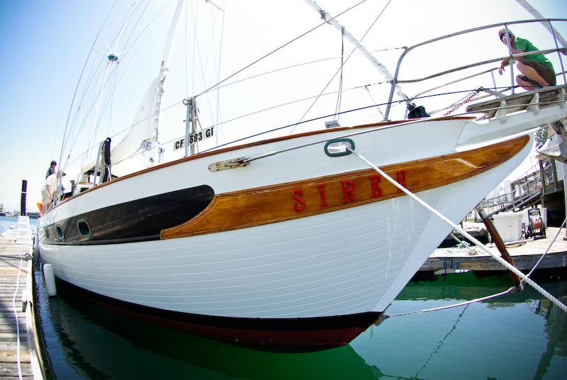Siren Sailing Charters 1192-1198 Nagoya Way, Ports O' Call Village, LA Waterfront