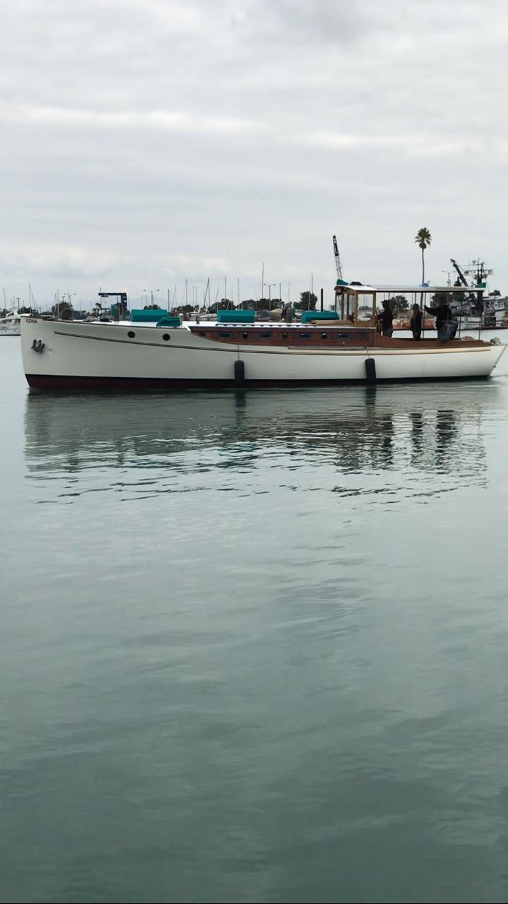 Yacht Edna photo