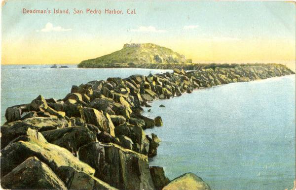 Deadman's Island post card