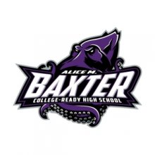 Alliance Alice M. Baxter High School logo