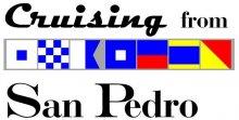 Cruising from San Pedro emblem