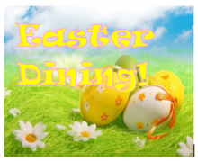 Easter Dining artwork