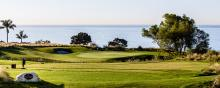 Terranea Resort has one of many fine public golf courses in the area