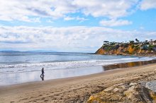 Cabrillo Beach photo by Krisjan Klenow