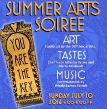 Summer Soiree information