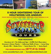 Sunseeker Tours ad image