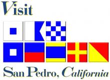 Visit San Pedro logo