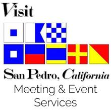 Visit San Pedro Meeting and Event Services logo