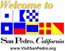 Welcome to San Pedro logo