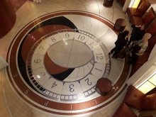 Photo of floor in Celebrity Eclipse Atrium