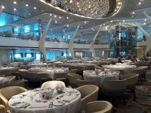 Photo of Moonlight Sonata Dining Room on board Celebrity Eclipse