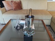 Photo of Champagne on board Celebrity Eclipse